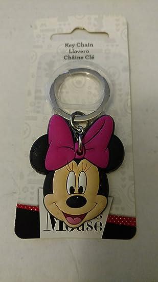 DISNEY Schlüsselanhänger Minnie Mouse unbespielte Neuware aus den 90ern BRABO