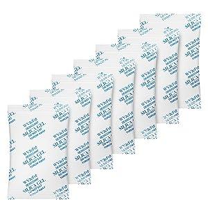 WVacFre 2 Gram(250Packs) Food Grade Moisture Absorber Silica Gel Desiccant Packets for Storage,Desiccant Beads Silica Gel Packs for Moisture Control