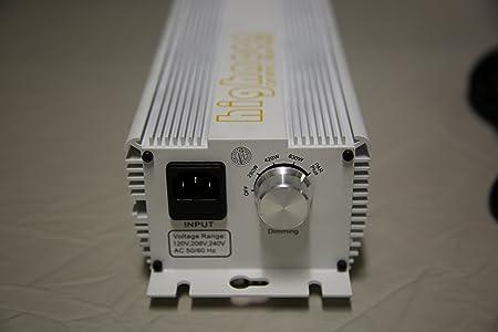 Highnoon 630 Watt Double Ended CMH Ceramic Metal Halide Grow Bulb 4200k