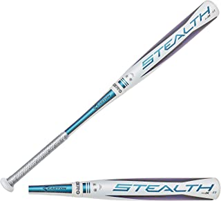 Easton 2018 pour Femme Stealth Flex High School/Collegiate Fast Pitch Softball Bat -11