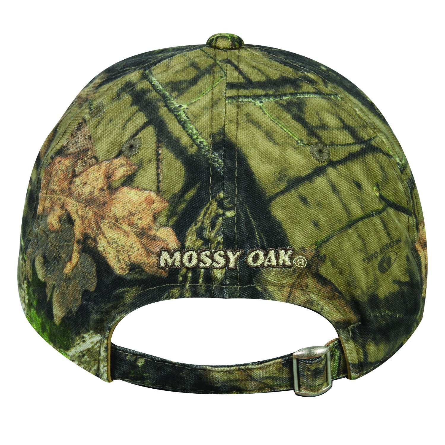 Amazon.com   Mossy Oak Break Up Country Distressed Tree Logo Camo  Camoflauge Cap Hat 108 45ac28c186a4