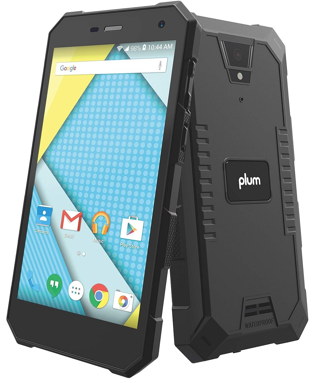newest 73f50 d6cc7 Rugged Unlocked Smart Phone 4G GSM IP68 Certified Military Grade Water  Shock Proof 5000 Mah Battery ATT Tmobile Cricket Metro - Black