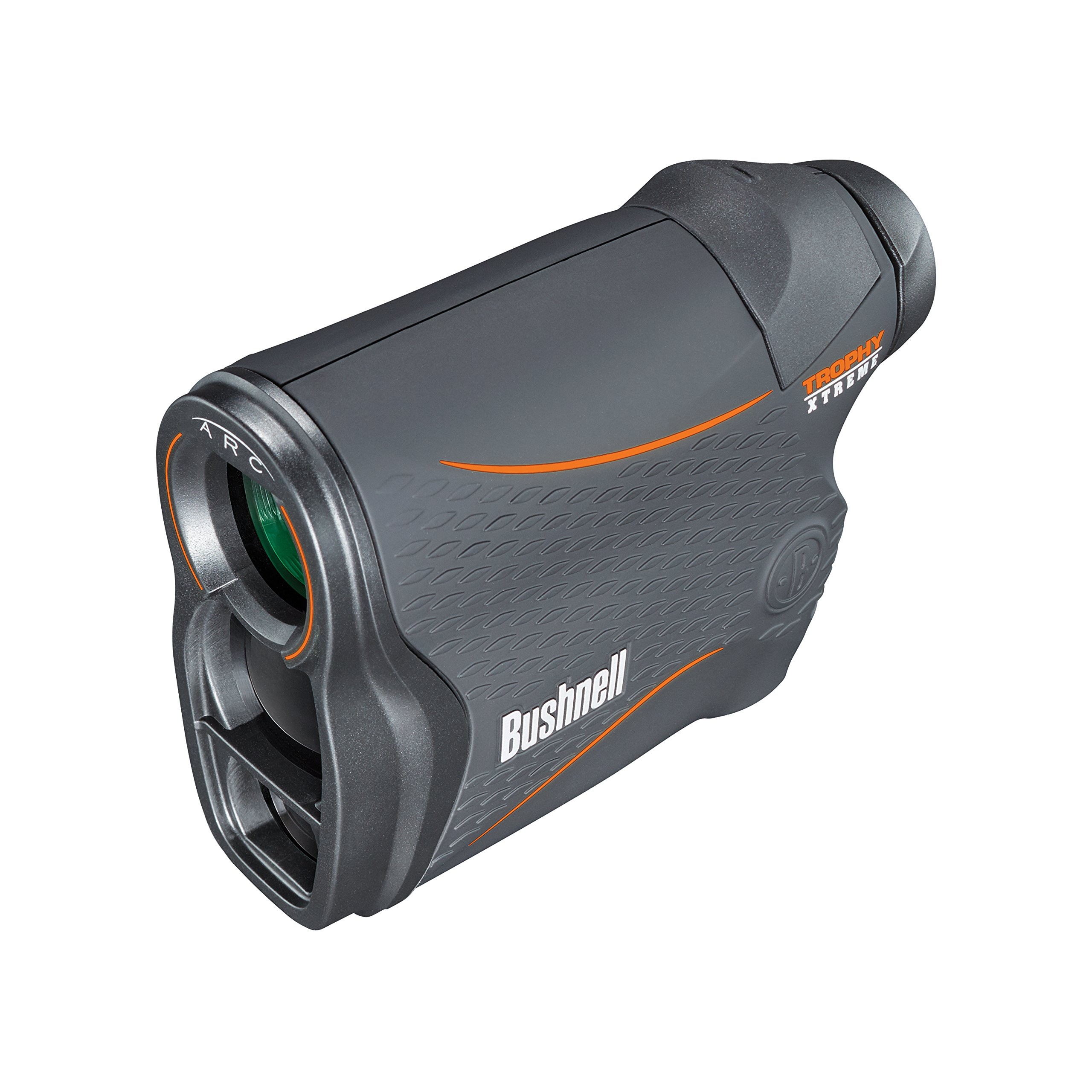 Bushnell Trophy Xtreme Laser Rangefinder with Arc, Matte Black by Bushnell