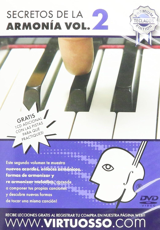 Amazon.com: Virtuosso Harmony Method for Musical Keyboard Vol.2 (Curso De Armonía En Teclado Vol.2) SPANISH ONLY: Musical Instruments