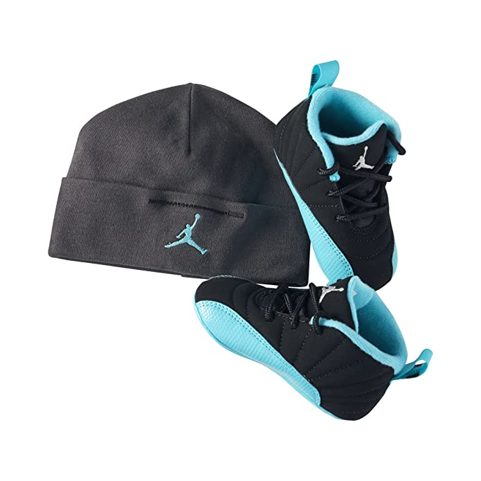 air jordan 12 retro infant kids' gift pack