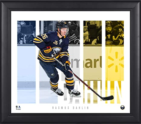 76df21377 Rasmus Dahlin Buffalo Sabres Framed 15 quot  x 17 quot  Player Panel  Collage - NHL Player