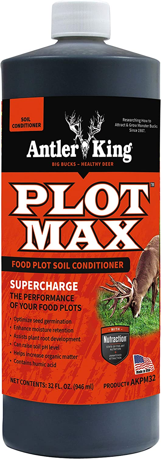 Antler King Plot Max, 32 oz