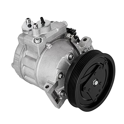 Mophorn CO 11323C 360027460 DCS17E Universal Air Conditioner AC Compressor  and Clutch for Land Rover LR2 Volvo S60 S80 V70 XC60 XC70 XC90 A/C