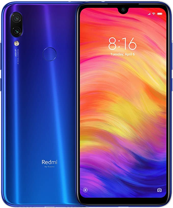 Redmi Note 7 (Neptune Blue): Xiaomi: Amazon.es: Electrónica