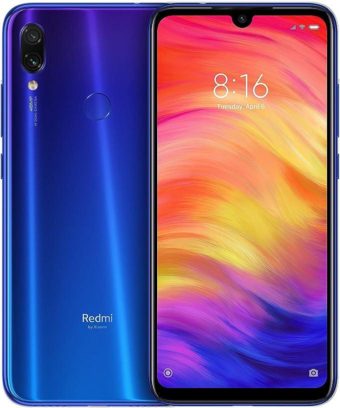 Redmi Note 7 (Neptune Blue): Xiaomi: Amazon.es: Electrónica