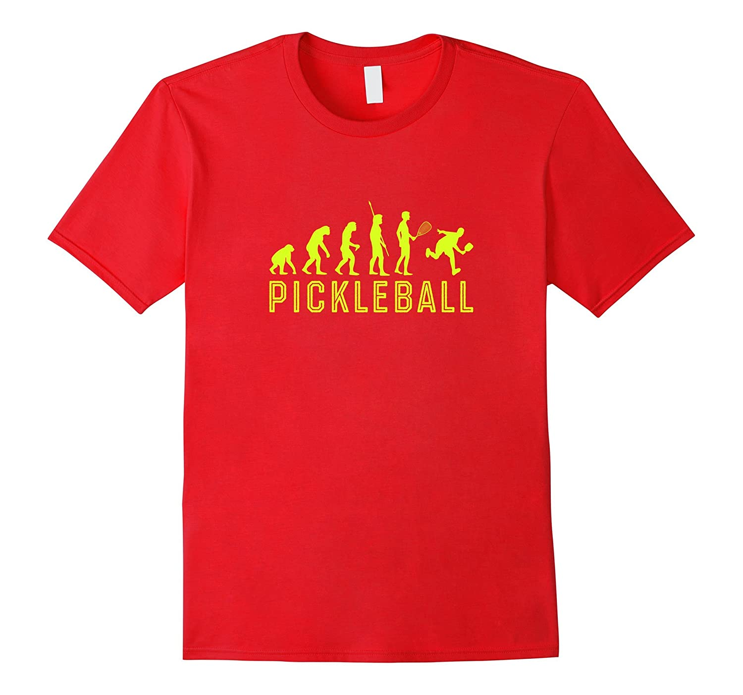Pickleball Evolution Shirt - Funny Pickleball T-Shirt-Art