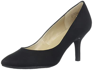 6dfc54b34375 Image Unavailable. Image not available for. Color  ELLEN TRACY Women s  Christy Mid Heel Pump ...