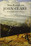 New Essays on John Clare: Poetry, Culture and Community