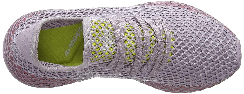 Schuhe Damen, Kinder adidas Deerupt Runner J CG6841 (Minze