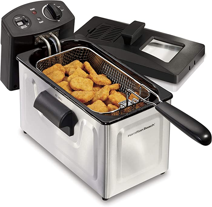 Top 10 Three Basket Fish Fryer