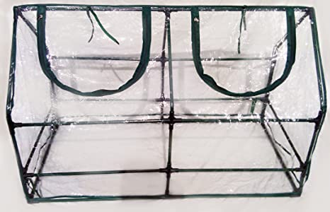 Amazon.com : Zenport SH3212A+BTP Garden Raised Bed and Cold Frame ...
