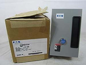 Eaton ECN0501EAA 3 Pole Non-Reversing Non-Combination Freedom Series Full Voltage Starter NEMA 0 208 Volt 18 Amp