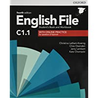 English File 4th Edition C1.1. Student's Book and Workbook with Key Pack (English File Fourth Edition)