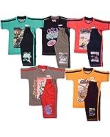 1ly Shirts Boys' T-Shirt & 3/4 Set