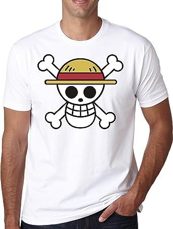 One Piece Camiseta para Hombre: Amazon.es: Ropa y accesorios