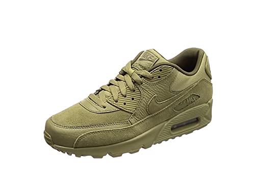 hot sales bddd4 948ec Nike Herren Air Max 90 Premium-700155 Gymnastikschuhe, Schwarz (Blackblack  012