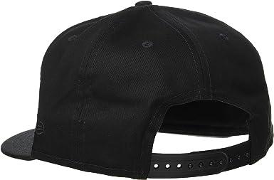 New Era Mlb 9 Fifty - Gorra unisex, color negro/ negro, talla S ...