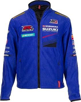 Pilot Motosport Yoshimura Suzuki Factory - Chaqueta Deportiva para Hombre: Amazon.es: Coche y moto