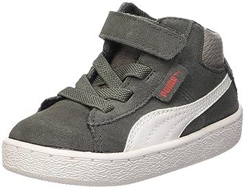 Puma 1948 Mid V Inf Sneaker  Amazon.co.uk  Shoes   Bags b50f9b203