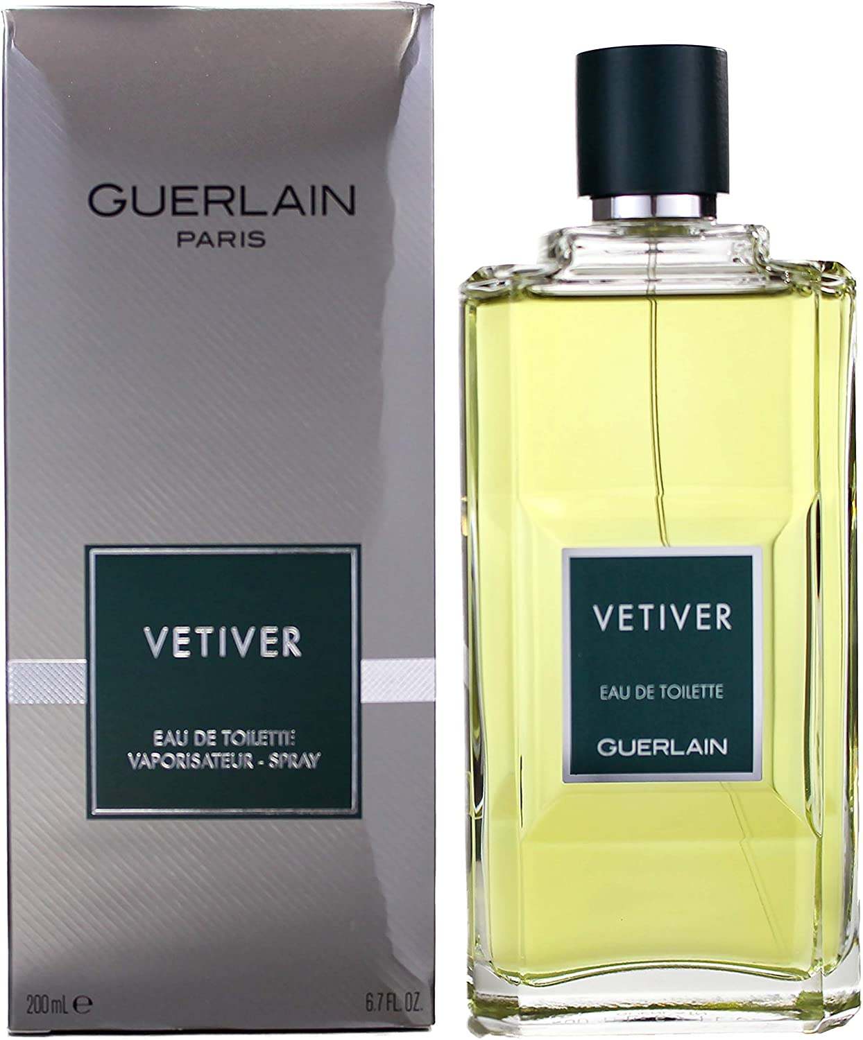 Guerlain Eau de Toilette Vetiver 200 ml