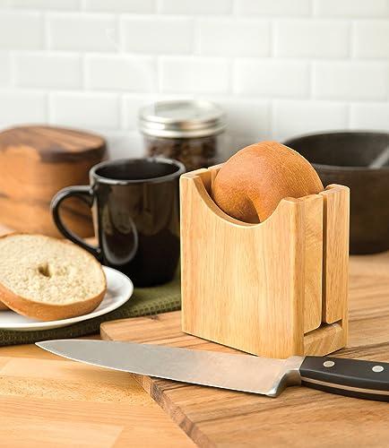 Fox-Run-Wooden-Bagel-Cutter