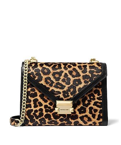 MICHAEL Michael Kors Da Donna whitney grande leopardo stampa