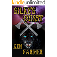 SILKE'S QUEST: A Silke Justice Novel book cover