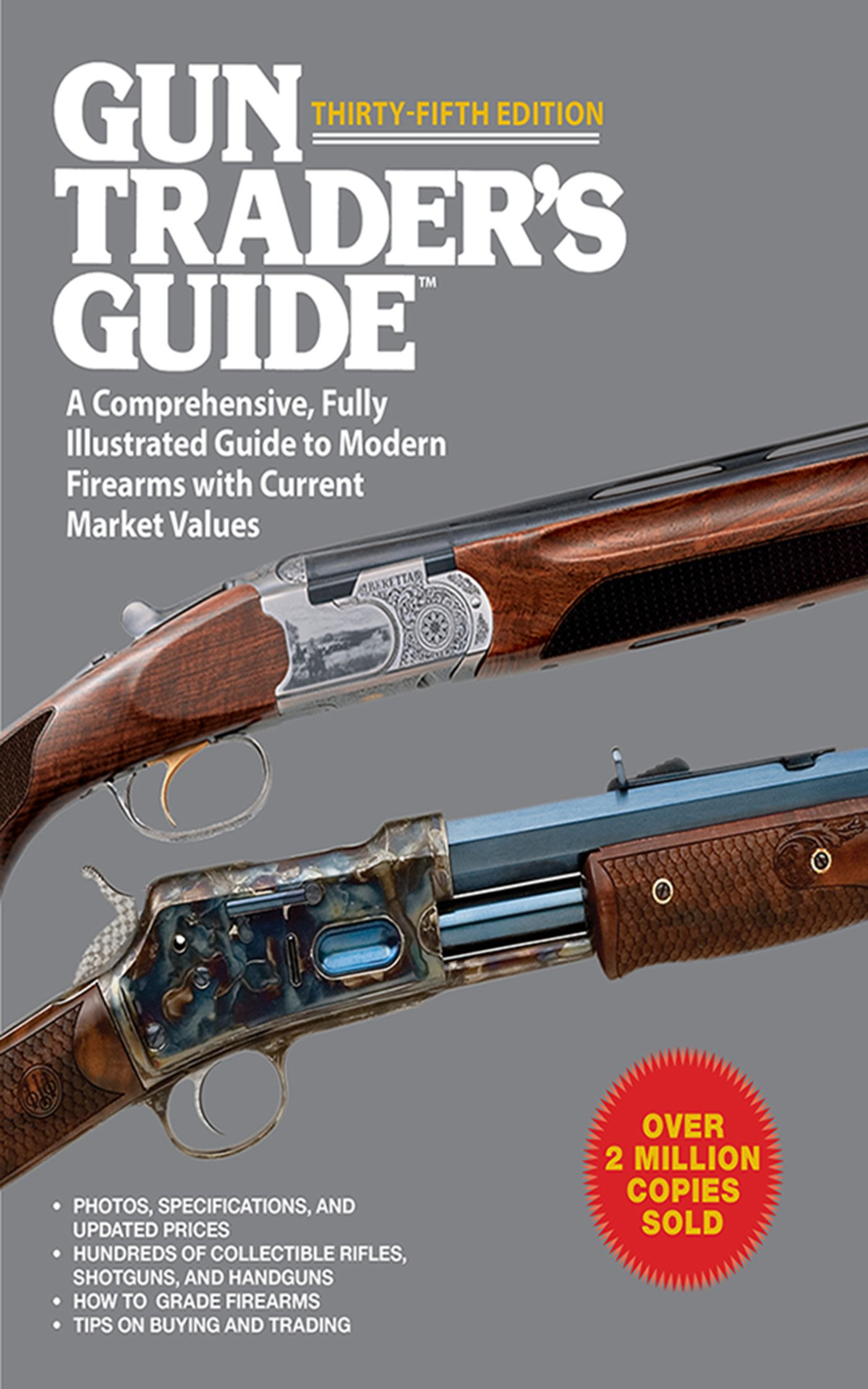Read Online Gun Trader's Guide to Rifles: A Comprehensive, Fully Illustrated Reference for Modern Rifles with Current Market Values PDF ePub ebook