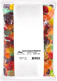 product image for Albanese Confectionery Gummi Awesome Blossoms, 5 Pound Bag