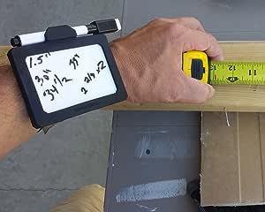 Wear-N-Write Dry Erase Board You Wear On Your Wrist.