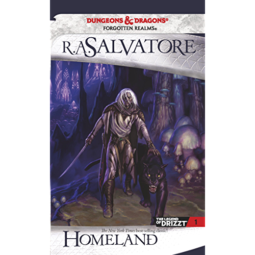 Book I Homeland The Legend of Drizzt