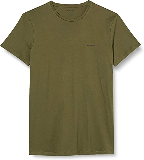 T-shirt Uomo Pacco da 3 Diesel UMTEE-JAKETHREEPACK