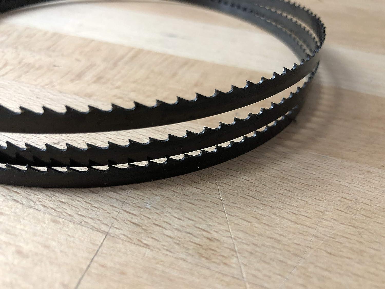 3x Bands/ägebl/ätter 1425mm x 6mm x 0,65mm 6ZpZ