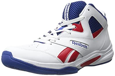 Buy Reebok Men's Pro Heritage 2 Basketball Shoe, White