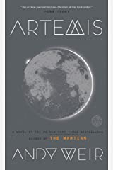 Artemis: A Novel Kindle Edition