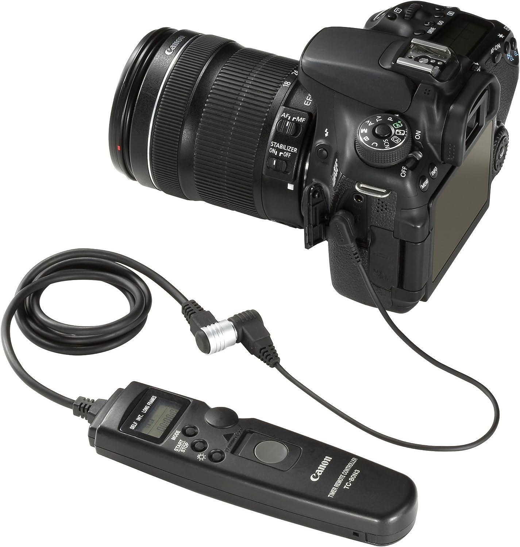 Canon TC-80N3 - Mando a Distancia para cámaras Canon EOS-3/1V HS ...