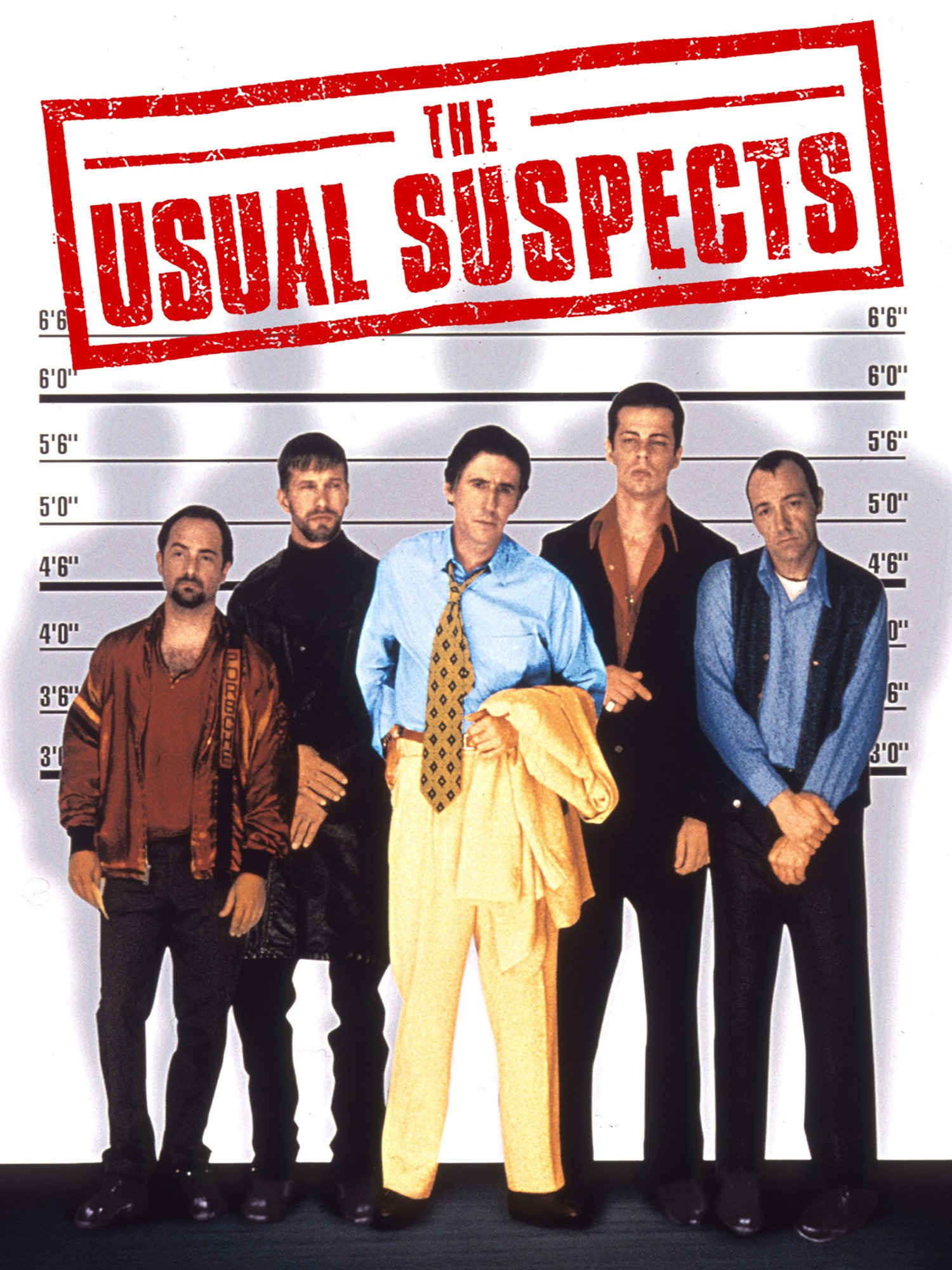 Watch The Usual Suspects Prime Video