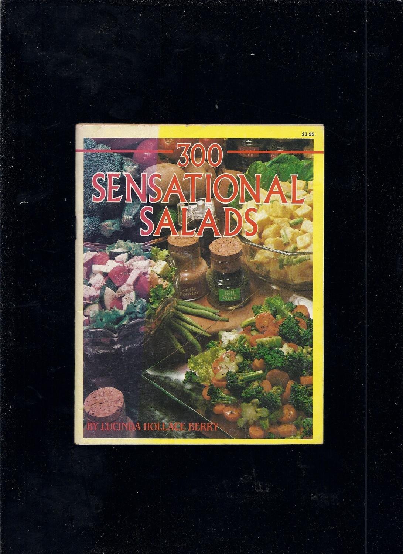 300 sensational salads