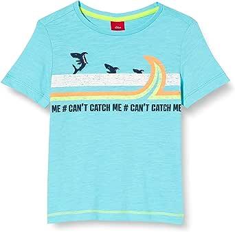 s.Oliver T-Shirt Camiseta para Niños