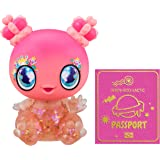 Goo Goo Galaxy - Regal Ray Goo Drop Doll, 5.5 inch Small Doll with Squishy Goo Filled Light-up Body