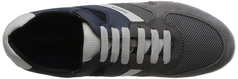 Geox U823XB Herren Sneakers Anthracite/Navy Anthracite/Navy Anthracite/Navy 36fc9f