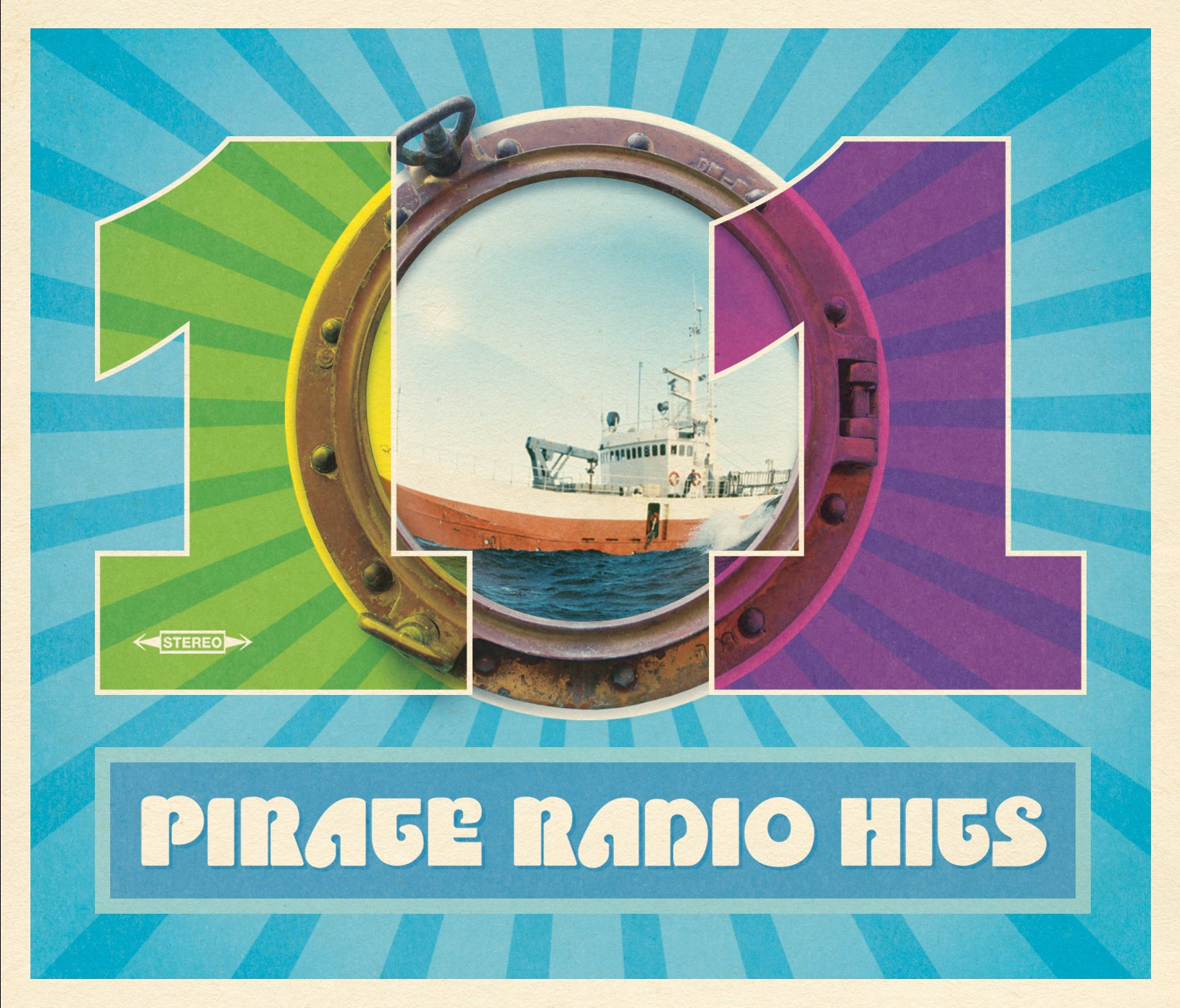 101 Pirate Radio Hits by Unknown