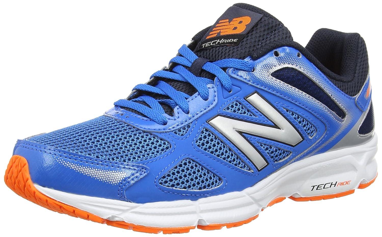 New Balance M460 Running Fitness - Zapatillas de Deporte para Hombre 43 EU|Blue/Grey