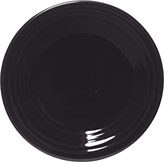 product image for Fiesta 9-Inch Luncheon Plate, Black