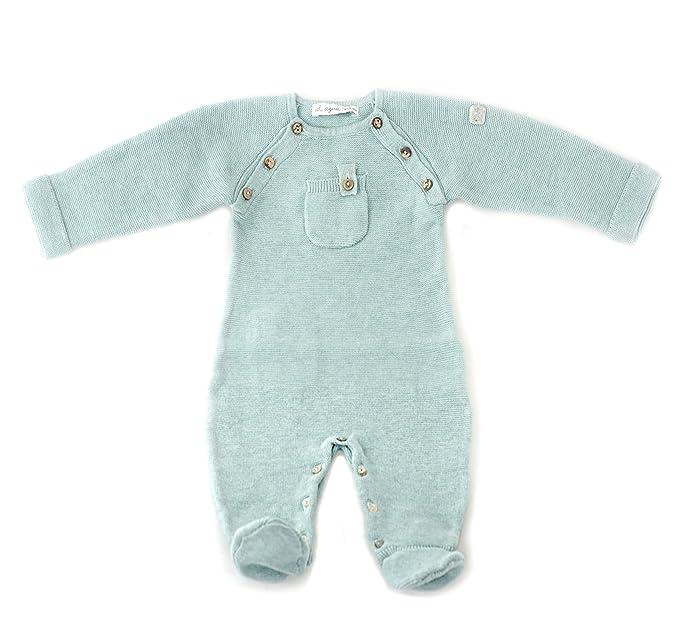 AL AGUA PATOS - Pelele - para bebé niño verde agua 9 mes ...